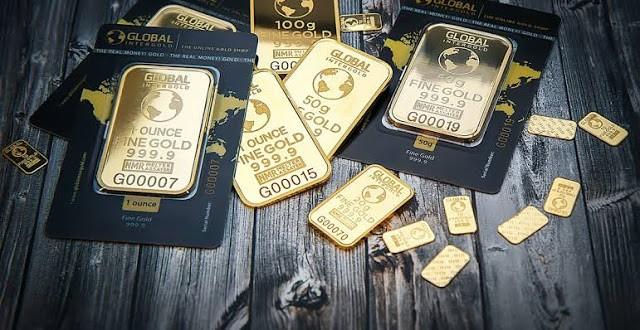 Negara Penghasil Emas