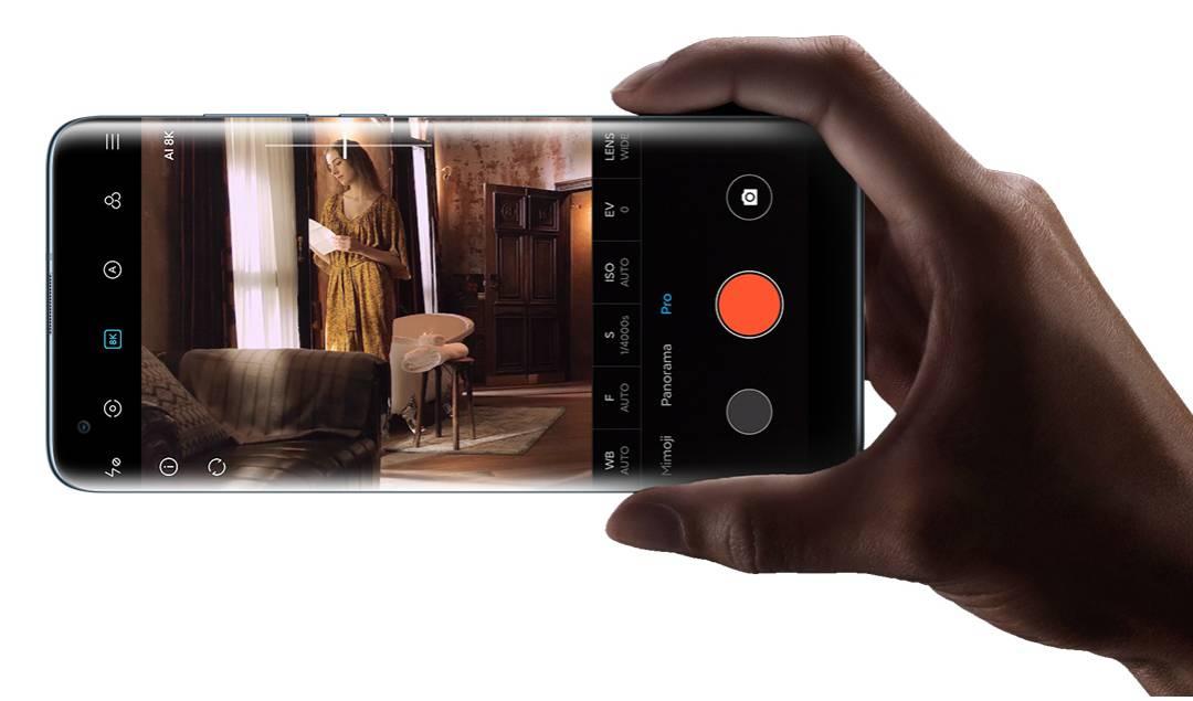 Kamera Xiaomi Mi 10